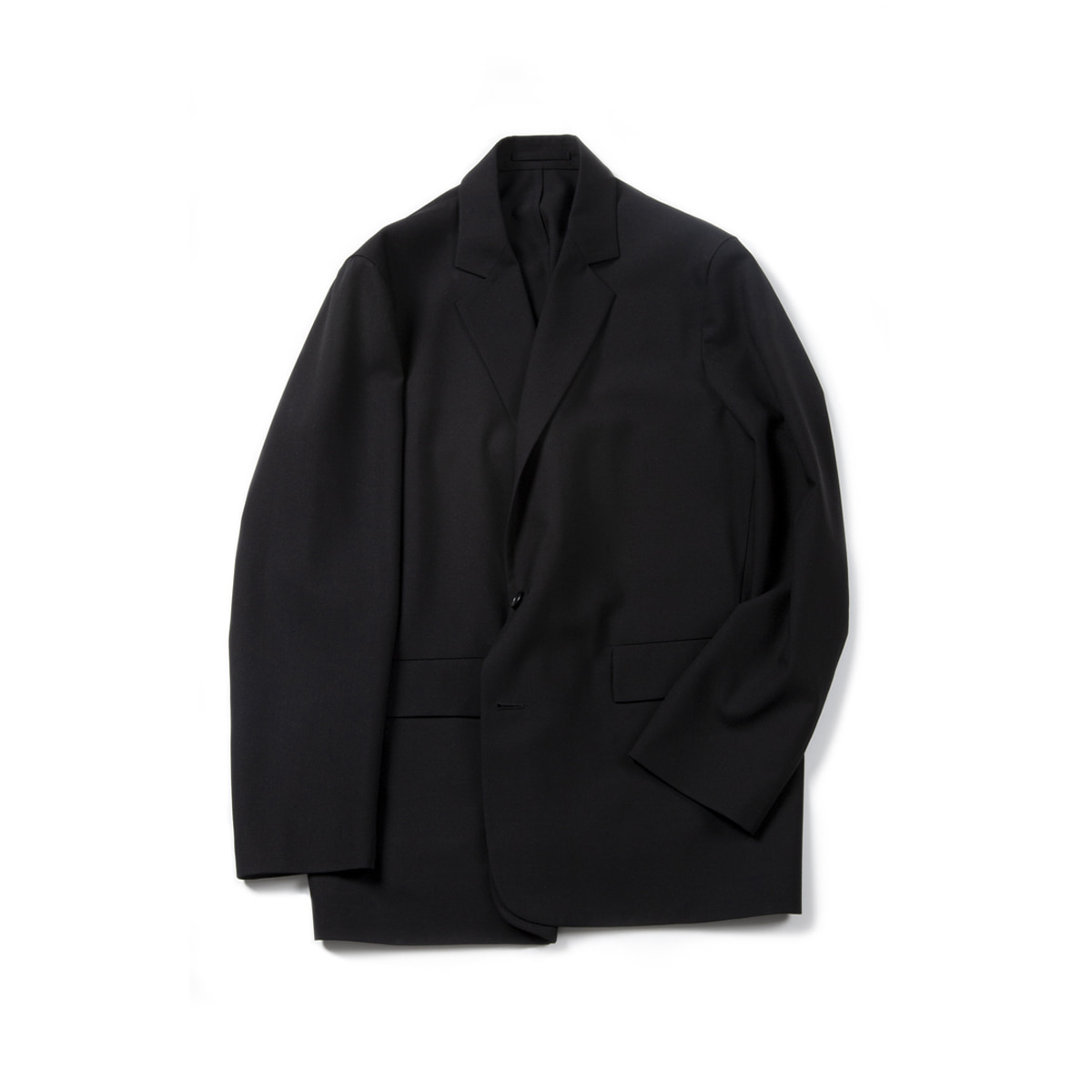 [BROWNYARD] UTILITY JACKET 'BLACK'
