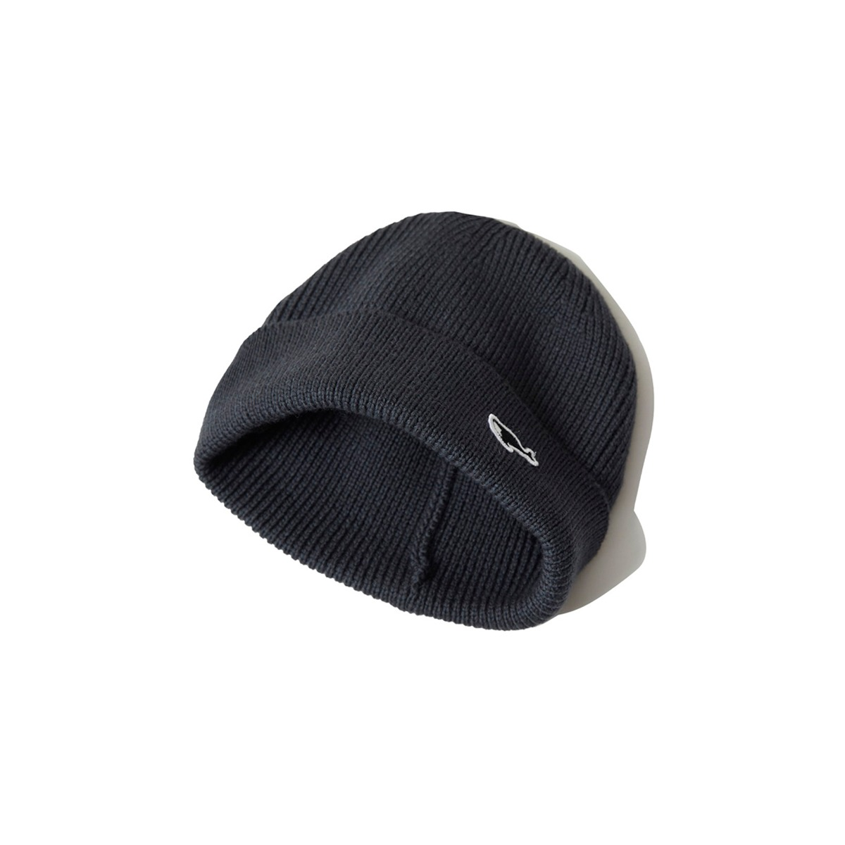 [NEITHERS] D5014-2 S WATCH CAP 'CHARCOAL'