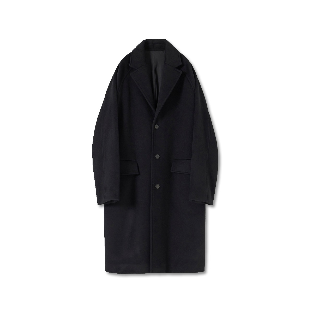 [YOUTH] CHESTERFIELD COAT 'BLACK'
